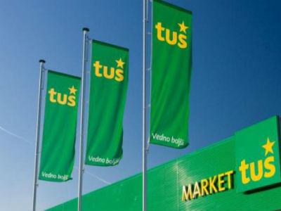 Businessmen intend to sue the Slovenian Tuš because of unpaid debts