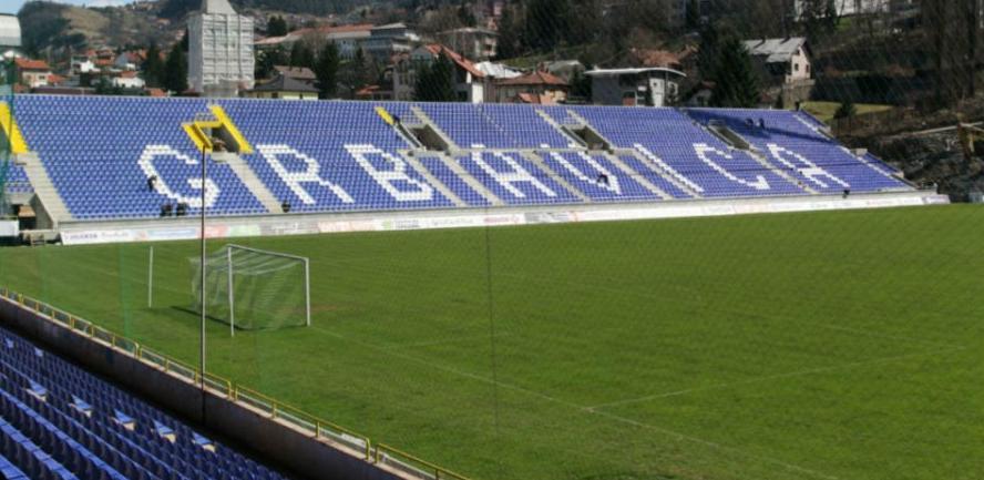 Uvodi se elektronska kontrola pristupa ulazima na stadionu Grbavica