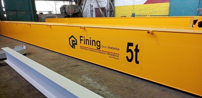 Dobar početak godine za Fining: Ugovorili nekoliko vrijednih projekata