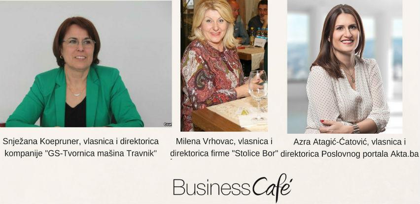 """4. Business café u Banjoj Luci na temu """"Umjetnost ženskog vodstva"""""""