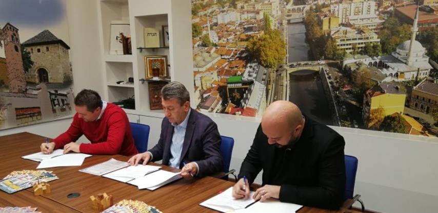 Potpisan sporazum o unapređenju cestovne infrastrukture u Starom Gradu