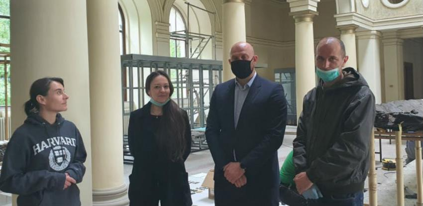 Alikadić: U narednih 15 dana isplata plaća u Zemaljskom muzeju