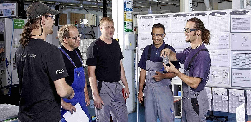 Targer Frontline PRO - Škola proizvodnih rukovodilaca