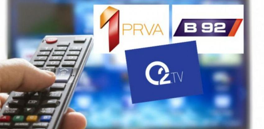 Prva TV, O2 TV i B92 prodati za 180 miliona eura