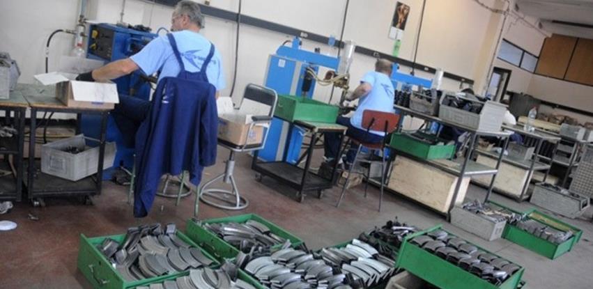 Namjenska industrija vapi za radnicima