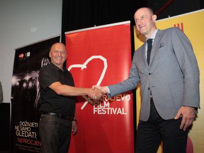 DHL i Sarajevo Film Festival s razlogom dugogodišnji partneri