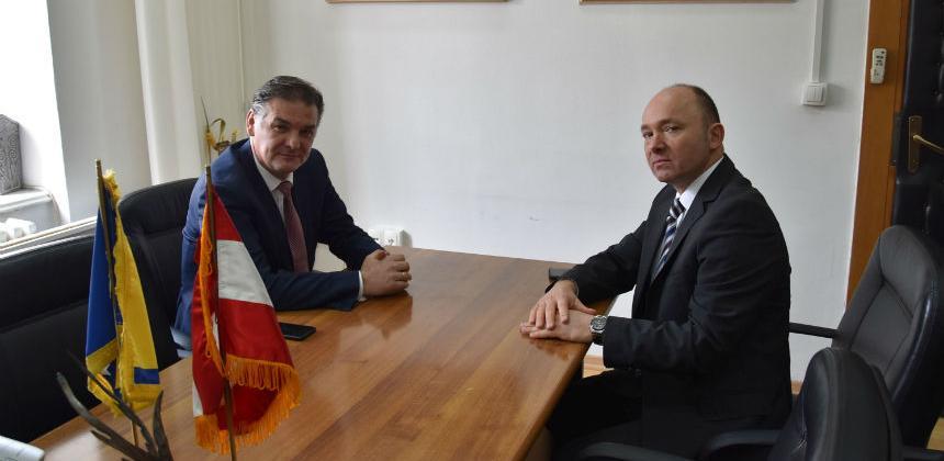 Uspješna saradnja Ministarstva kulture i sporta KS-a i Ambasade Austrije u BiH