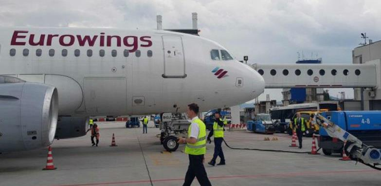 Eurowings traži još novca kako bi nastavio suradnju sa Zračnom lukom Mostar