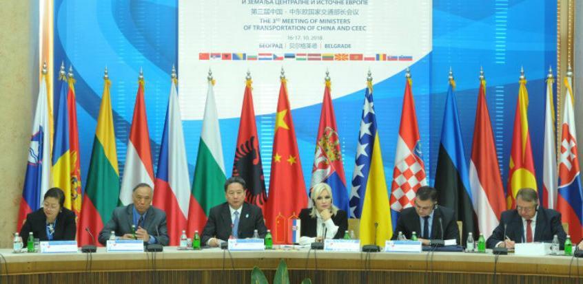 U Beogradu otvoren Treći samit ministara prometa Kine i 16 europskih zemalja