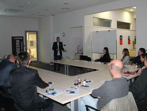 Održana prezentacija Kyocera MDS rješenja