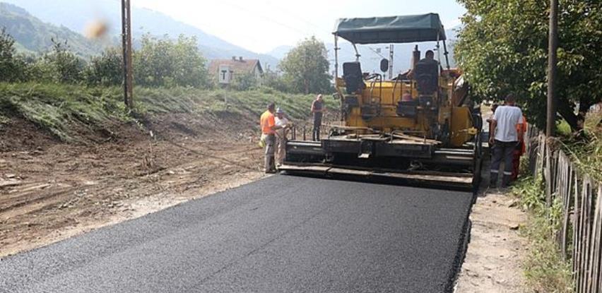 U Zenici realizovana još tri projekta putne infrastrukture