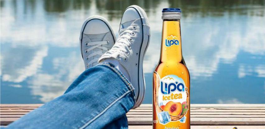 Kad je vani vruće, postoji način da se rashladite - Lipa Ice Tea!
