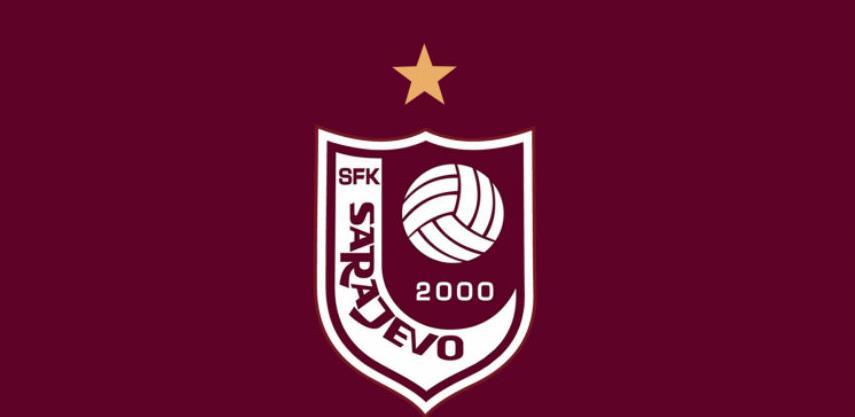 """""""Zvjezdica"""" krasi grb SFK 2000 Sarajevo"""