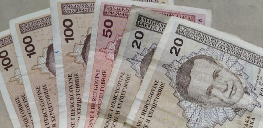 Prosječna neto plata u BiH u augustu 953 KM