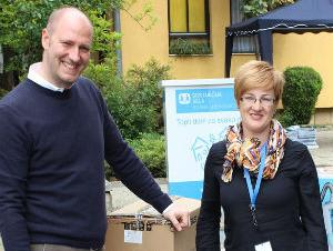 Nastavak podrške Sberbank BH SOS Dječijim selima u Bosni i Hercegovini