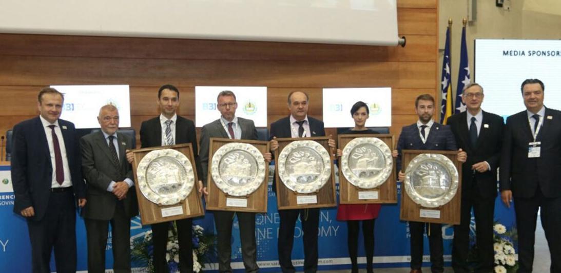 Sarajevo Business Bridge Awards: HIFA grupaciji nagrada za biznis godine