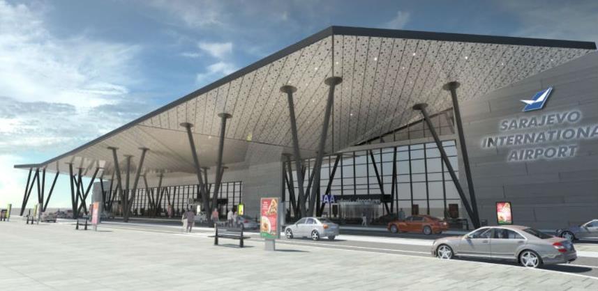 Aerodrom Sarajevo nabavlja namještaj i opremu za Terminal B