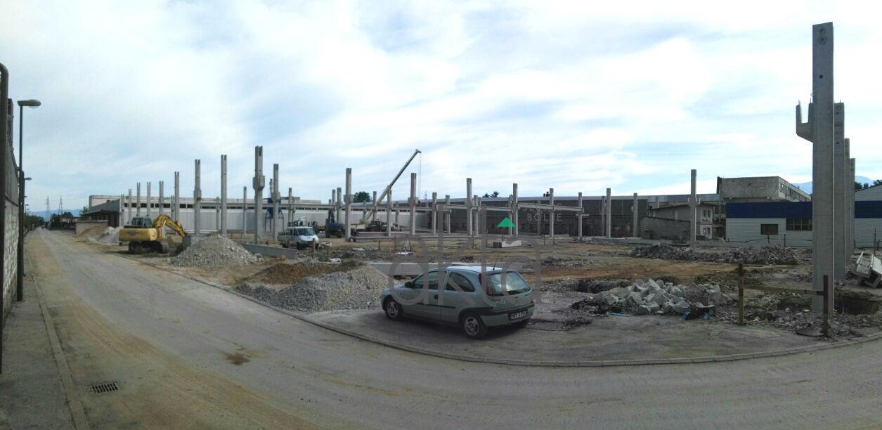 U industrijskoj zoni Famos u toku izgradnja objekta vrijednog 5 miliona KM
