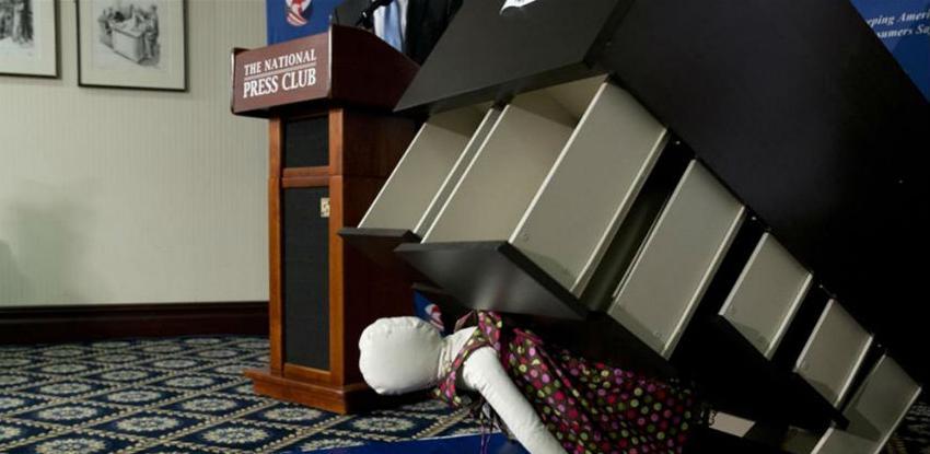 """""""IKEA"""" povlači komode opasne po život"""