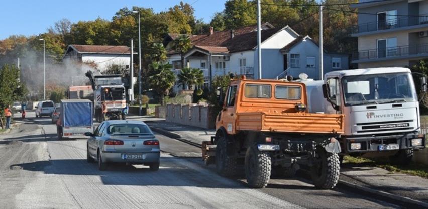 Počela obnova magistralne ceste M 17.4 u Potpolju