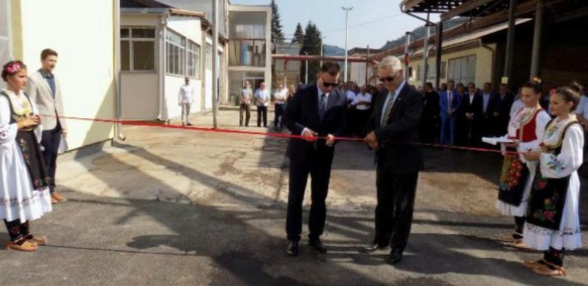 U Milićima počinje izgradnja postrojenja za mljevenje hidrata i glinice