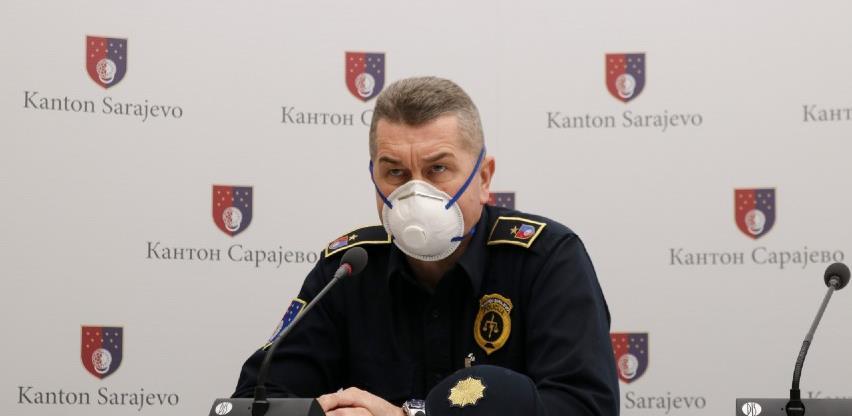 Hrvat: Apel za poštivanje naredbi, u suprotnom slijede sankcije
