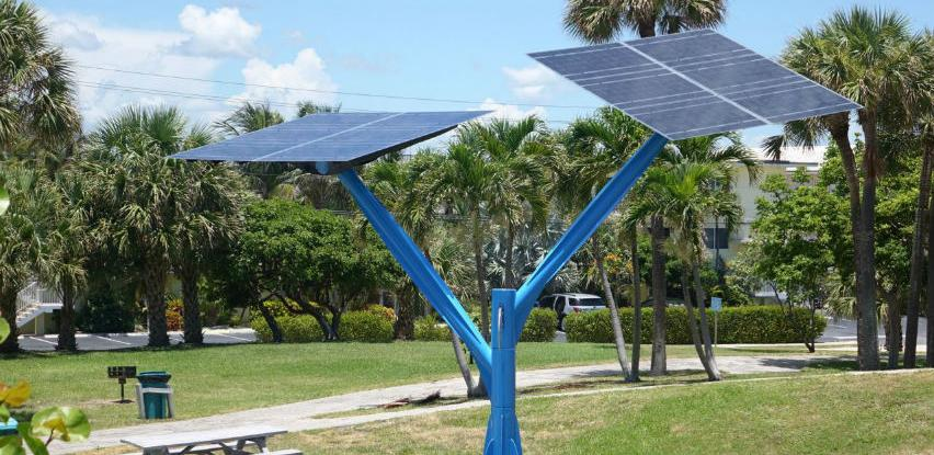 Općina Stari Grad postavlja 'solarna stabla' na javnim površinama