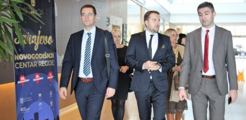 Delegacija glavnog grada u Dubrovniku: Sarajevo je postavilo standard i rekorde