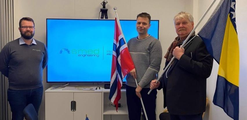 SMED Engineering primjer dobrog investiranja Norveške u BiH