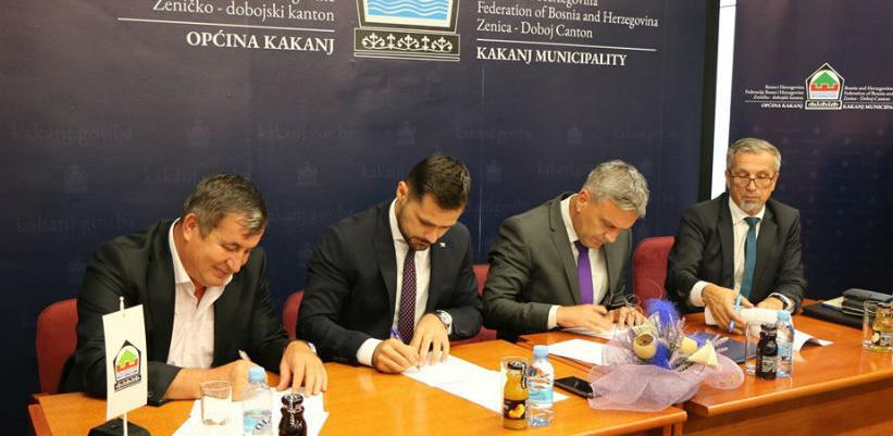 Objavljen tender za izvođenje radova na dionici ceste Donji Kakanj-Kondžilo