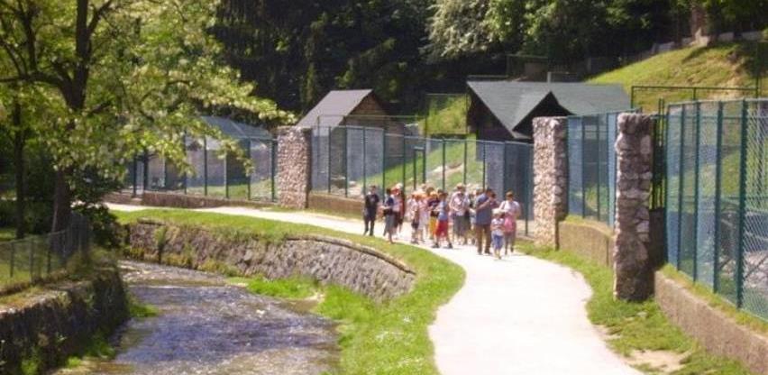 Vještačko jezero u Pionirskoj dolini novi dom koi šarana