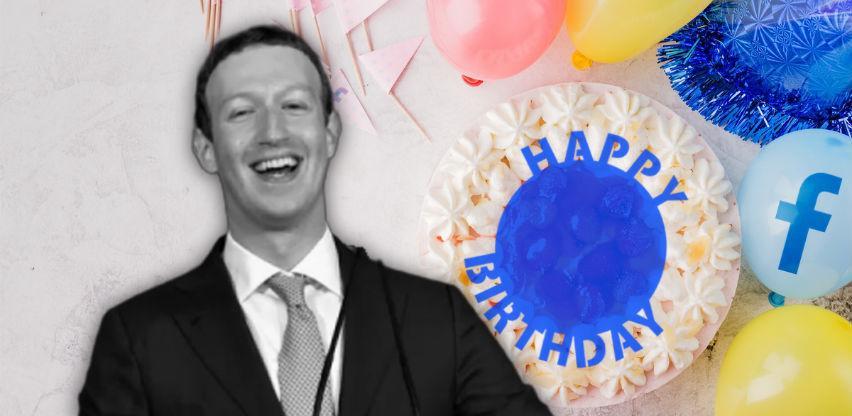 15-ti rođendan Facebook-a