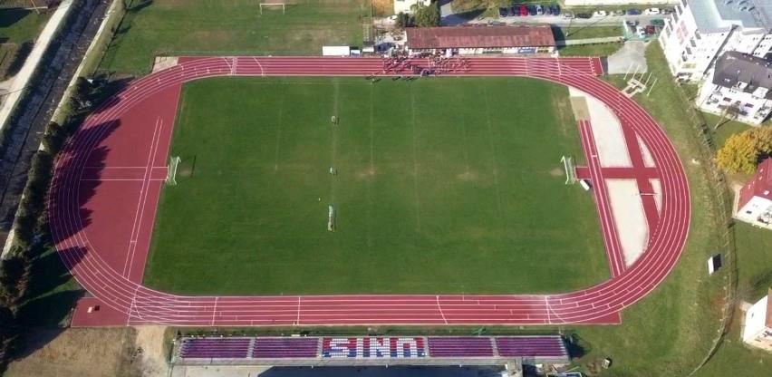 Otvorena atletska staza na stadionu 'Hakija Mršo' u Vogošći