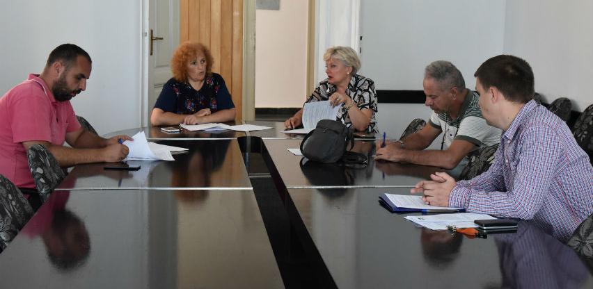Potpisan ugovor s izvođačima radova o rekonstrukciji ulice Rešada Kadića