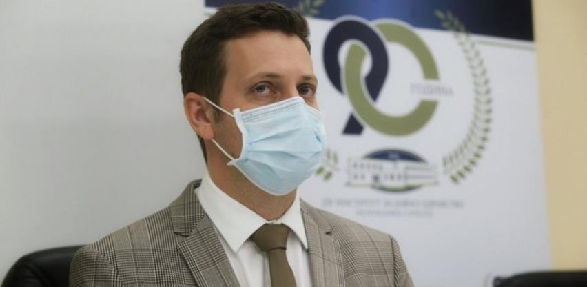 Zeljković: Institut obezbijedio hladnjak, oni čuvali vakcine u svom zamrzivaču