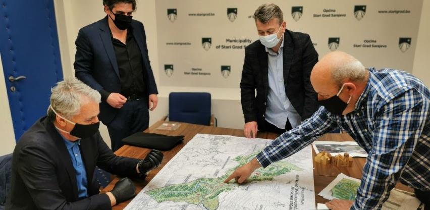 Dogovorene aktivnosti za izradu UP izgradnje podzemne garaže sa trgom