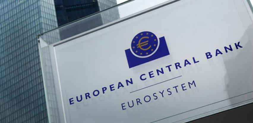 ECB zadržala kamatne stope na istom nivou
