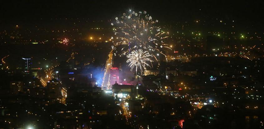 Novogodišnji vatromet u EU koštao 260 miliona eura
