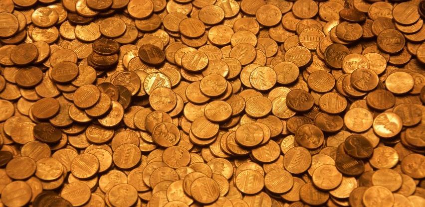 Koja država u regionu posjeduje najviše zlata?