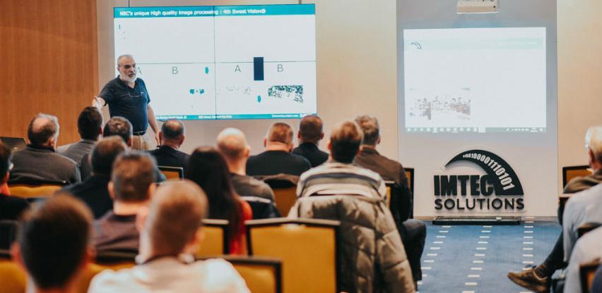 IMTEC održao video prezentaciju u Industriji 4.0 uz NEC Display Solutions