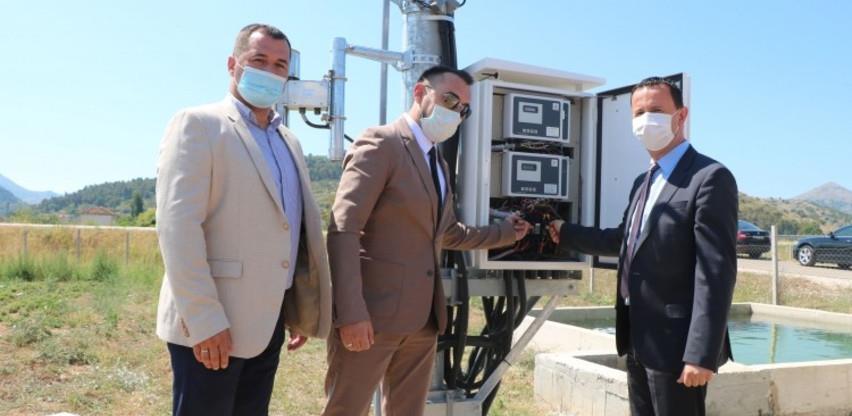 Trebinje dobilo agrometeorološku stanicu vrijednu 100 hiljada KM