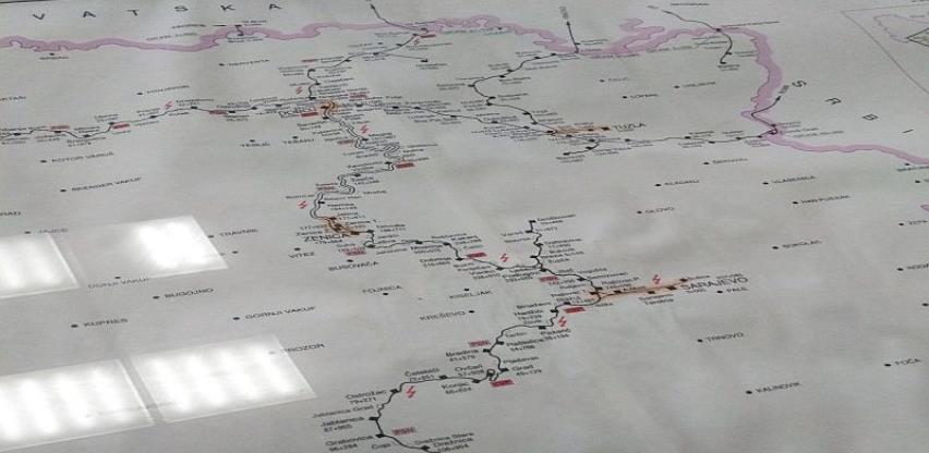 Krenuo dogovor o izgradnji željezničke pruge Vareš - Banovići - Živinice