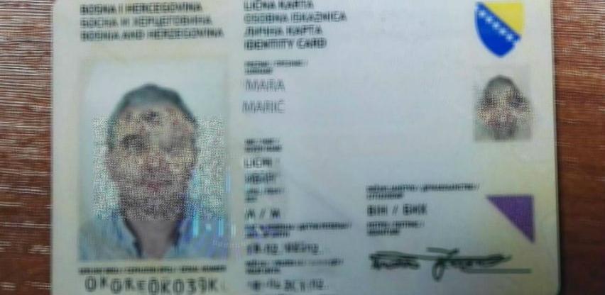 Krađa identiteta: Tuđom kopijom osobne iskaznice registrirao poduzeće