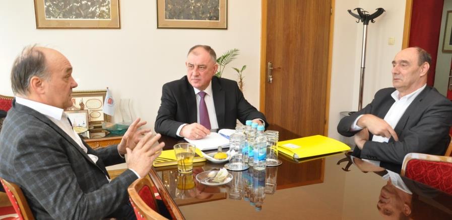 Početna investicija 10 miliona KM: Hifa Oil želi u Prijedoru graditi terminal