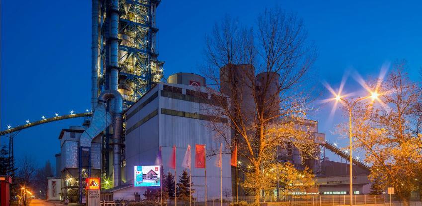 Rekordan udjel alternativnih goriva u Fabrici cementa Lukavac