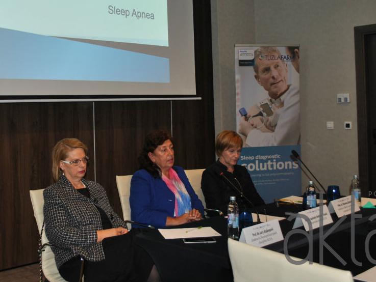 Sleep apnea: Ozbiljan zdravstveni problem građana Bosne i Hercegovine