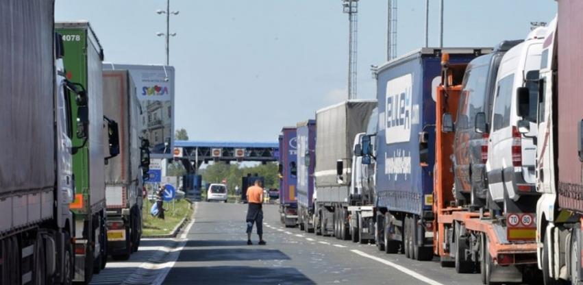 Srbija ukinula policijske pratnje i konvoje u međunarodnom prometu robe