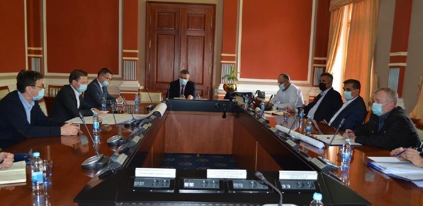 Predstavnici entiteta i Brčko distrikta razgovarali o trasi autoputa