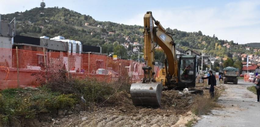 Počeli radovi na rekonstrukciji raskrsnice u kružni tok na Šipu