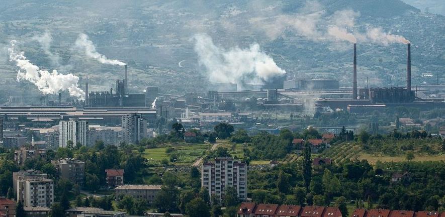 Za pola miliona KM prodaje se hala u Željezari Zenica